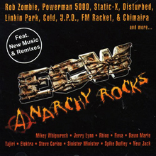ECW Extreme Music: Anarchy Rocks; Vol. 2