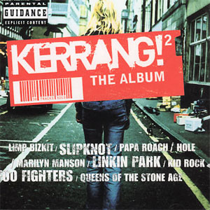 Kerrang: The Album; Vol 2