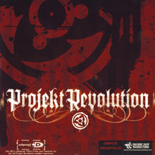 Projekt Revolution '04 Tour Sampler